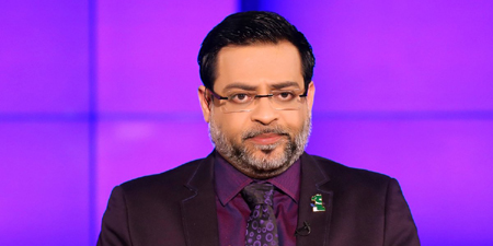 Aamir Liaquat arrested in Myanmar