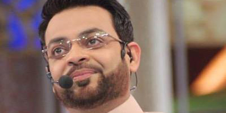 Aamir Liaquat indicted for contempt of court