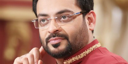 Aamir Liaquat joins Channel 24 as president