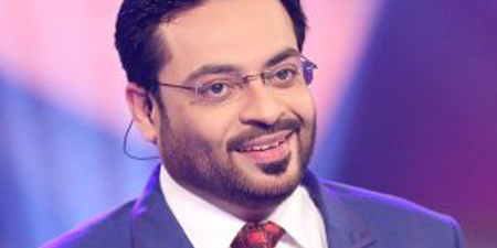 Aamir Liaquat launches news website