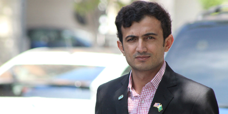 Adnan Aamir first journalist from Balochistan selected for Chevening Journalism Fellowship