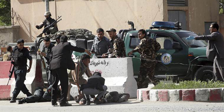 AFP chief photographer, five other journalists among 25 killed in Kabul blasts