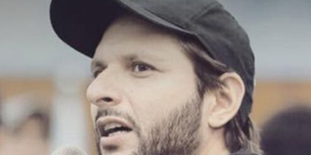 Afridi deletes tweet about Uighar Muslims: BBC