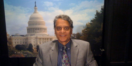 Anwar Iqbal appointed chairman of NPC office in Washington D.C.