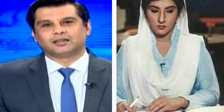 Arshad Sharif and Ishrat Fatima to get civil awards