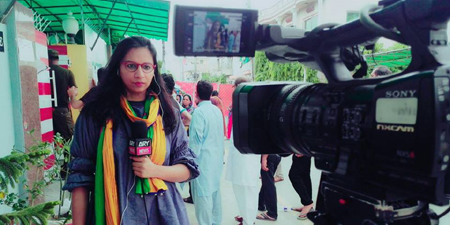 ARY News journalist Rabia Noor wins Jamal Khashoggi Award for Courageous Journalism