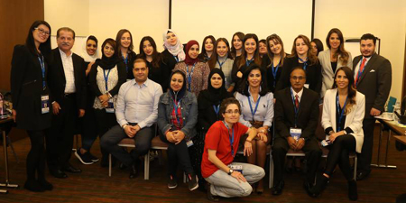 Asian Women Sports Journalists Workshop starts in Beirut