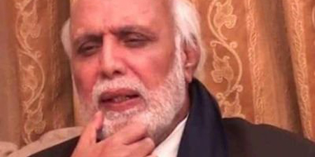 Audio of alleged telephonic conversation of Haroon ur Rasheed threatening policeman goes viral