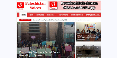 Balochistan Voices turns 2