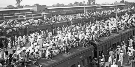 BBC international news services mark 70 years of Partition