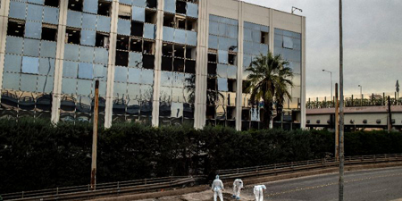 Bomb blast at Athens headquarters of Skai media group