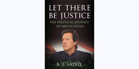 British-Pakistani author's book on Imran Khan makes early impression
