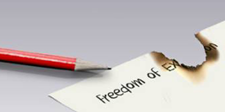 Call to defend freedom of expression and civil rights