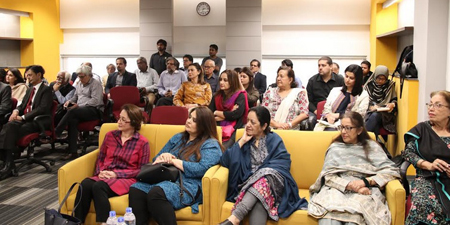 CEJ and colleagues remember courageous Editor Razia Bhatti
