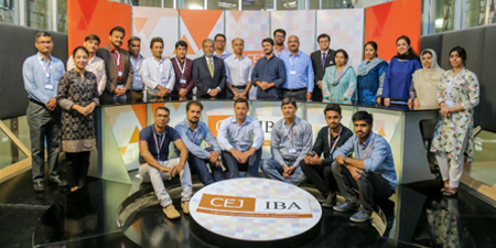 CEJ and OICCI host data and business reporting workshop