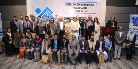 CEJ, CCPP award journalists for excellence in rights-based reporting