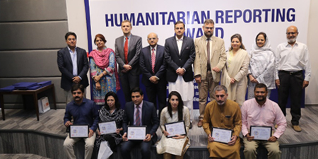 CEJ-IBA and ICRC team up to honor journalists for humanitarian reporting
