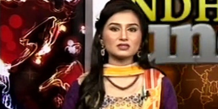 Channel 24 journalist Saba Bajeer harassed, manhandled by FIA officials