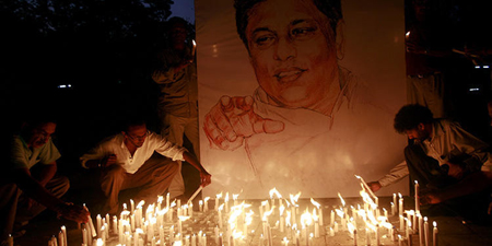 Civil case filed in US over murder of Sri Lankan journalist