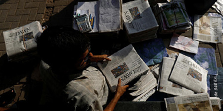 CPJ concerned about Pakistan media court initiative