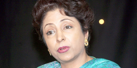 Dr. Maleeha Lodhi says no plans to return to newspaper