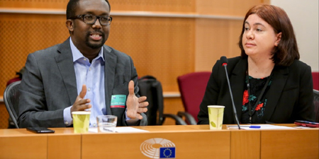 European parliament hears calls for urgent protection of journalists and trade unions in Somalia