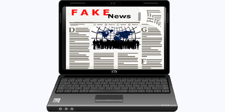 'Fake news' fast becoming a profitable business model, say security researchers