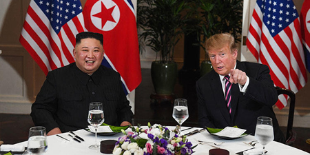 Four journalists barred from covering Trump-Kim dinner in Hanoi