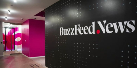 Free news sites BuzzFeed, HuffPost feel the layoff pinch