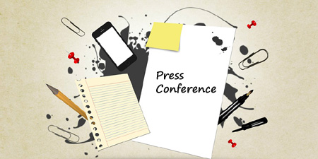 Friday Jr.: The uncouth press conference