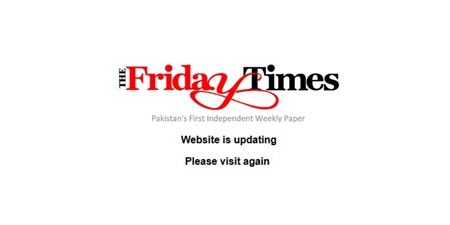 Friday Times website hacked