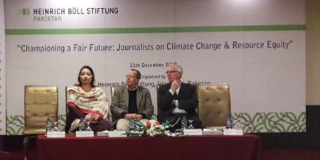 German ambassador questions Pakistani media's silence on COP24