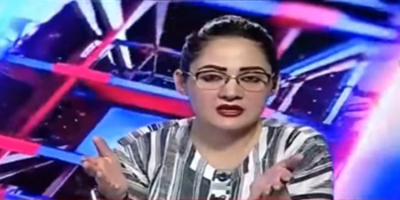 Gharidah calls for women's representation on proposed media body