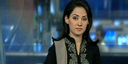 Gharidah Farooqi likely to return to Aaj