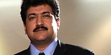 Hamid Mir claims seeing messages sent to Ayesha Gulalai allegedly by Imran