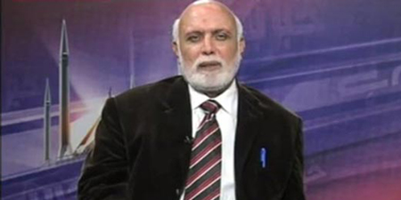 Haroon ur Rasheed breaks silence on controversial phone call