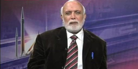 Haroon ur Rasheed objects to unruly behavior on social media