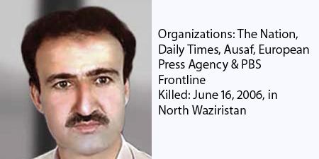 Hayatullah Khan - He paid the price for reporting the truth