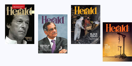 Herald suspends publication after 50 years