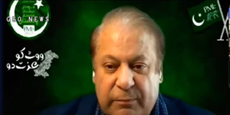 Here's what some journalists think of Nawaz Sharif's speech