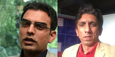 Here's why journalists Umar Cheema and Azaz Syed deactivated their Twitter accounts
