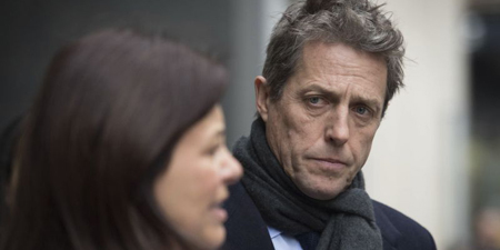 Hugh Grant settles phone-hacking claim against Mirror newspapers