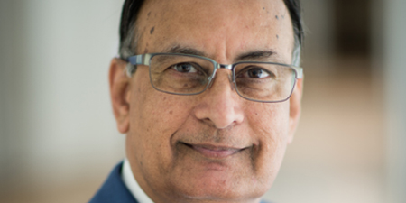 Hussain Haqqani serves legal notice on The Nation