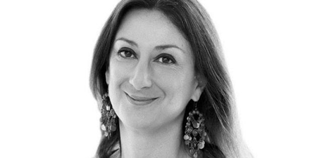 IFJ calls for independent investigation into killing of reporter Daphne Caruana Galizia