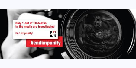 IFJ calls on Modi for action into journalist murders and attacks