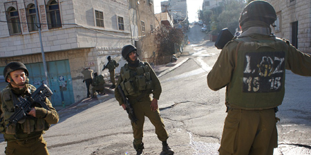 IFJ condemns draft bill to ban filming Israeli soldiers on duty
