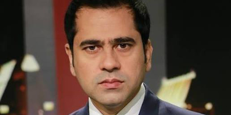 IFJ condemns firing incident at Express News anchor Imran Khan's house