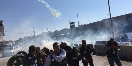 IFJ demands answer after Israeli attack on leaders