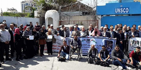 IFJ demands justice following the killing of a journalist in Gaza