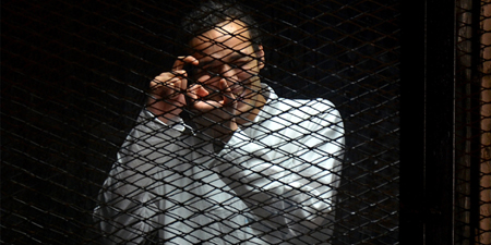 IFJ reiterates its call on Egypt to free photojournalist